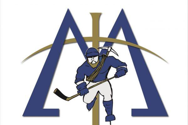 Mt St Mary's Ice Hockey Logo